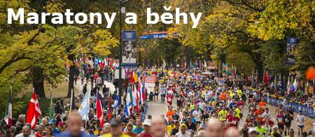 Maratony a běhy