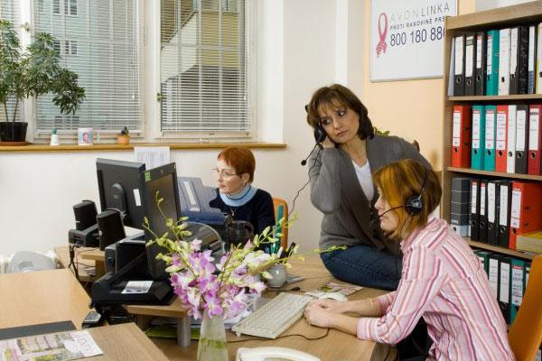 Avon Linka proti rakovině prsu