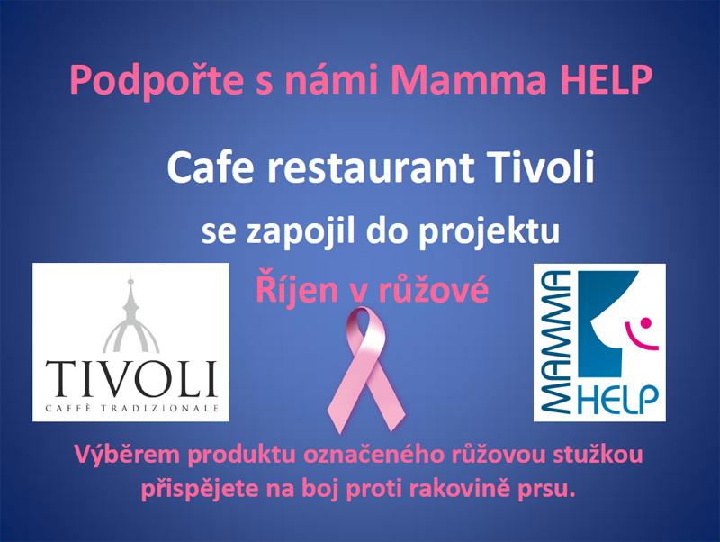 TIVOLI CAFEÉ v Brně