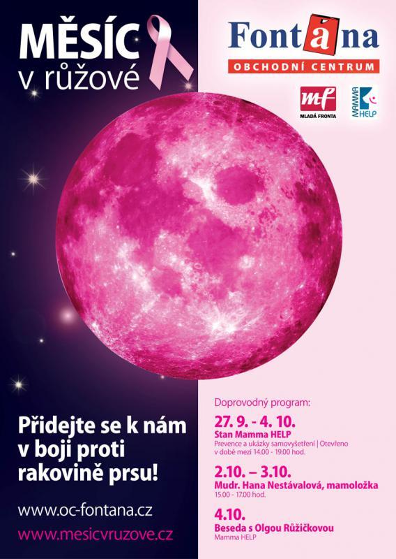 Měsíc v růžové