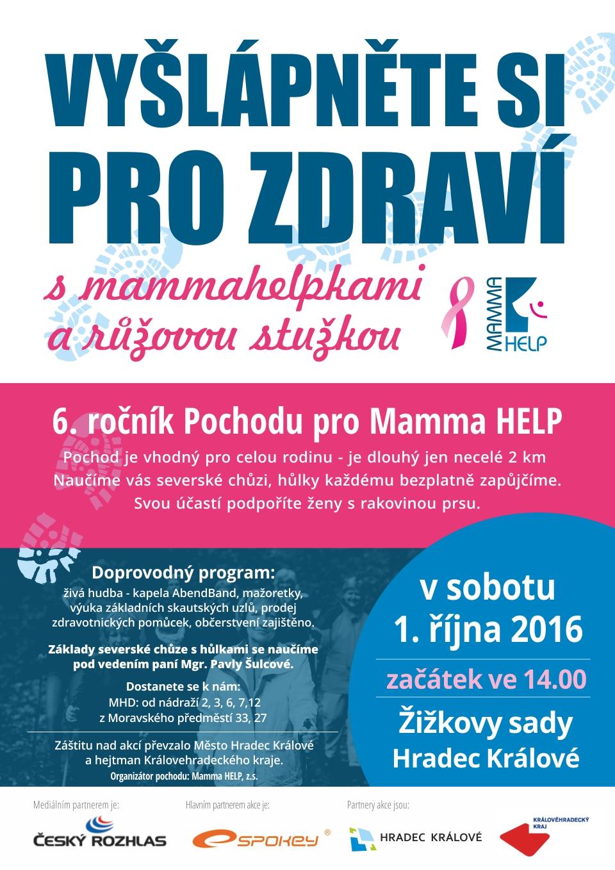 Pochod pro Mamma HELP