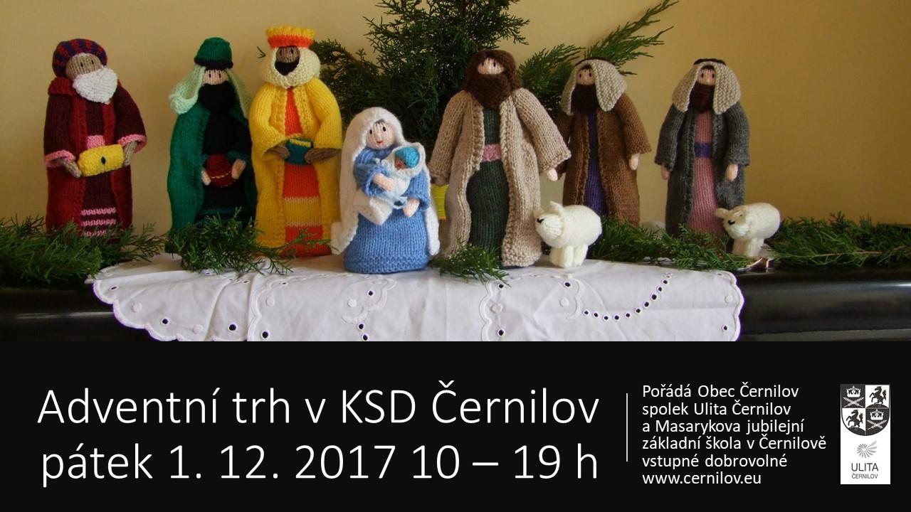 Adventní trh 2017 pozvánka