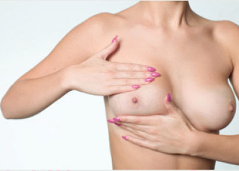 Vyšetření objemných prsů