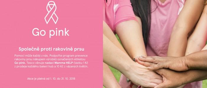 GO PINK
