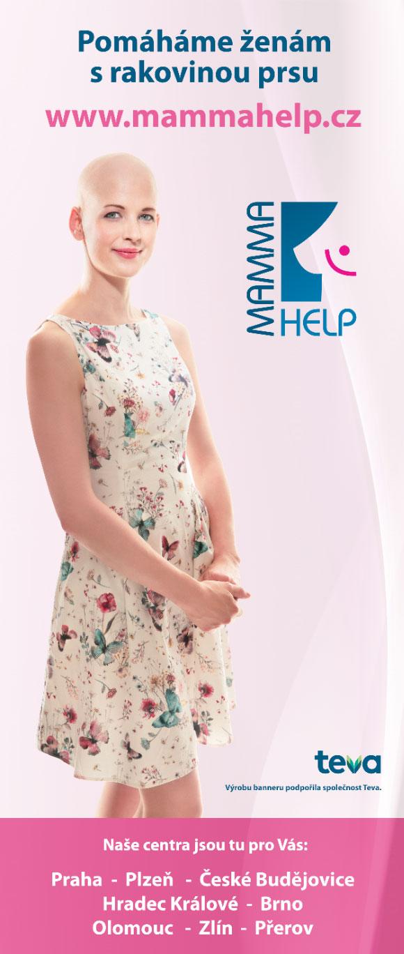 Pomáháme ženám s rakovinou prsu
