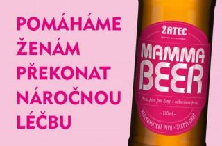 Žatecký pivovar Mamma BEER