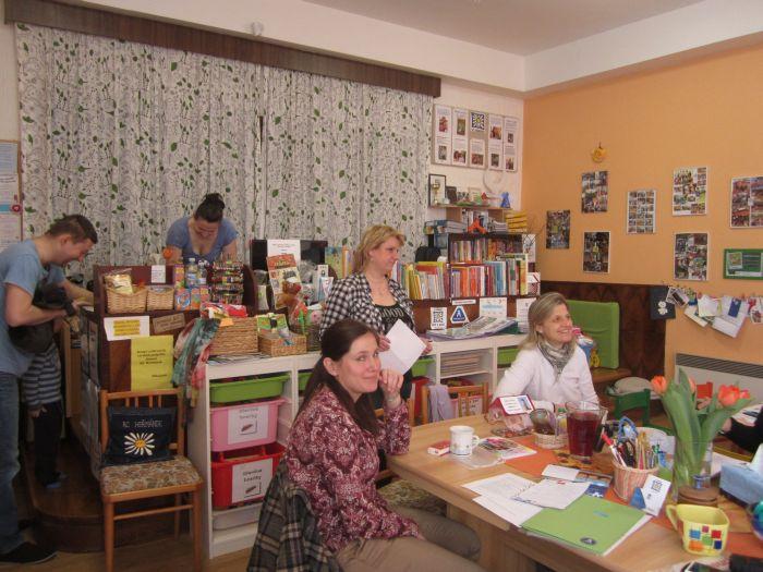 Přednáška v rodinném centru Heřmánek
