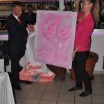 Růžový galavečer