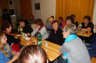 Přednáška v Polánkách nad Dědinou
