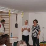 Přednáška v Rakovníku