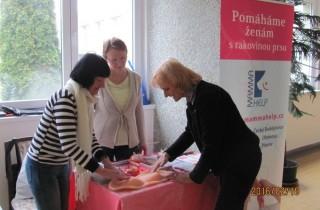 Dny zdraví s VZP a Mamma HELP v Nemocnici Prachatice, a.s.