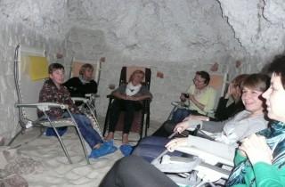 Do solné jeskyně už jen do Solničky v Českých Budějovicích