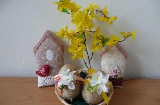 Velikonoční vyrábění