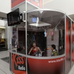 Mobilní studio Rádia Kiss 98