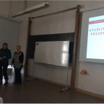 Preventivní přednáška v Plzni