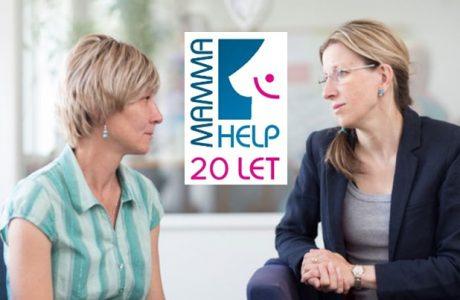 20 let podpory žen s rakovinou prsu